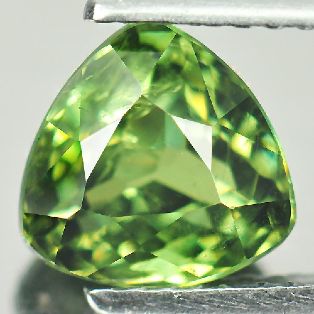 Natural Gemstone 2.20 Ct. Charming Green Demantoid